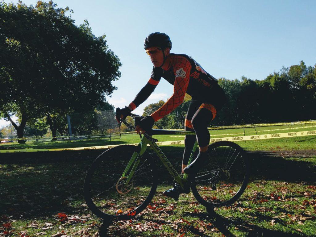 Scott Stewart at Syracuse Cyclocross 2019